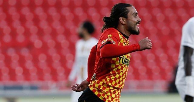 Halil Akbunar, 100. Süper Lig maçına çıktı