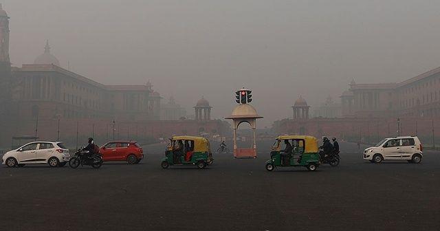 Hindistan'da hava kirliliği 1,67 milyon kişinin ölümüne yol açtı