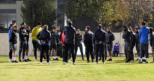 Horozlar, Fenerbahçe hazırlıklarına başladı