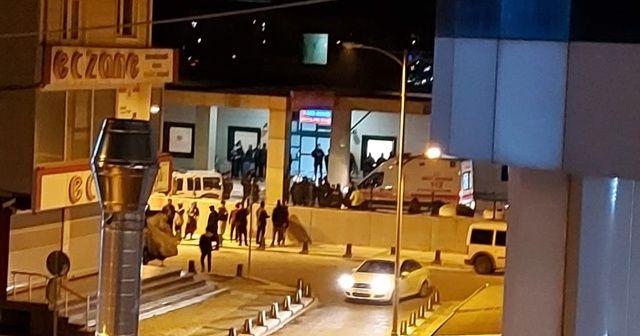 İki aile arasında silahlı kavga: 1 ölü 2 yaralı