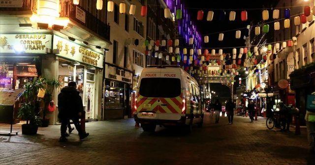 İngiltere'de son 24 saatte korona virüsten 504 ölüm