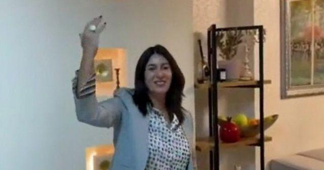 İsrailli Bakan Fas ile normalleşmeyi dans ederek kutladı
