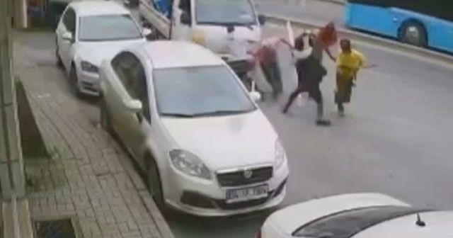 İstanbul'da meydan kavgası