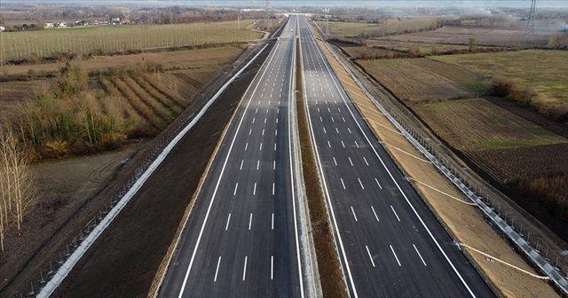Kuzey Marmara Otoyolu'nun Kurtköy-Akyazı etabı hizmete açılıyor