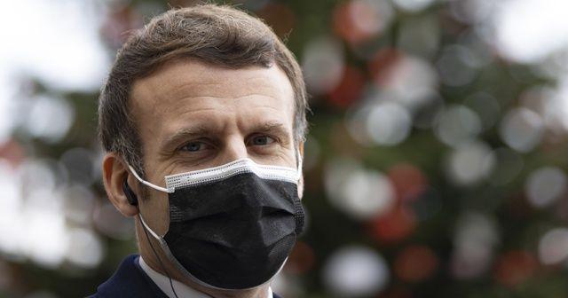 Macron'un karantinası sona erdi