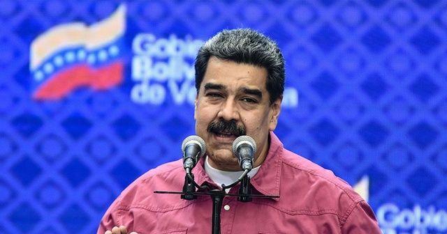 Maduro parlamento seçimlerinde zafer ilan etti