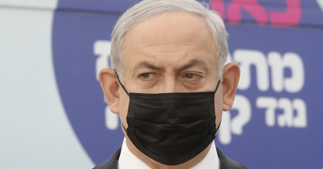 Netanyahu kendini karantinaya aldı