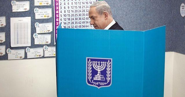 Netanyahu'nun partisi anketlerde gerilemeye devam ediyor