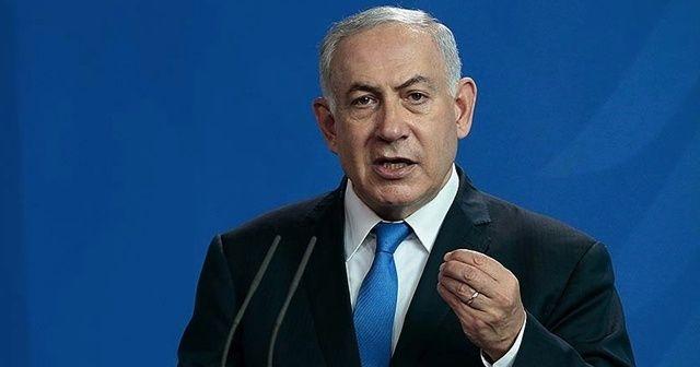 Netanyahu'nun rakibi parti kurdu