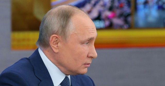 Putin: Dağlık Karabağ, Azerbaycan'ın bir parçası
