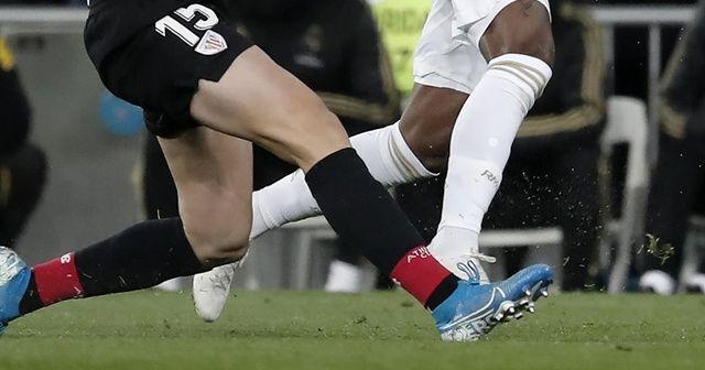 Real Madrid sahasında Athletic Bilbao'yu 3-1 yendi
