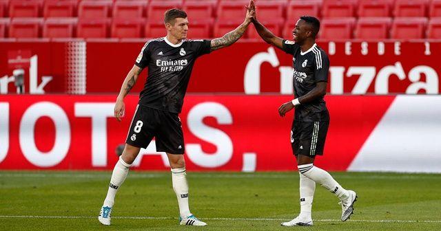 Real Madrid, Sevilla deplasmanından 3 puanla döndü