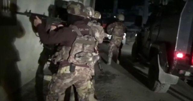 Şırnak'ta terör örgütü PKK/KCK operasyonu: 20 gözaltı