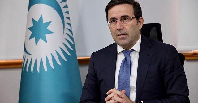 Türk Konseyinden ABD'nin yaptırım kararına karşı Türkiye'ye destek mesajı