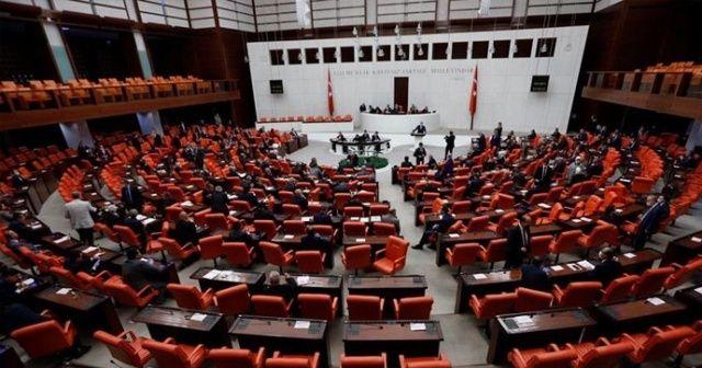 Türkiye Büyük Millet Meclisi tatile girdi