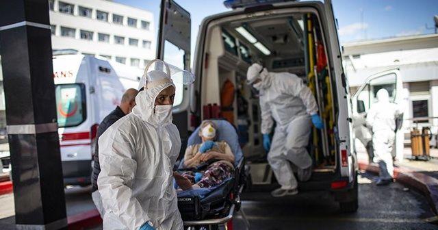 Türkiye'de koronavirüste son durum: 29.718 yeni vaka, 240 can kaybı
