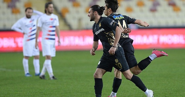 Yeni Malatyaspor kupada son 16 turuna yükseldi