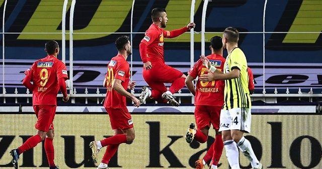 Yeni Malatyaspor'un en golcüsü Adem Büyük