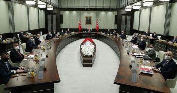 2020 yılının son kabine toplantısı