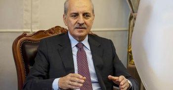 AK Parti Genel Başkanvekili Kurtulmuş: AB, Türkiye'ye karşı tavrında açık ve net olmak zorundadır
