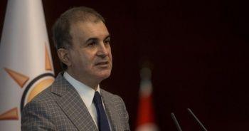 """AK Parti Sözcüsü Çelik: Cumhurbaşkanımıza """"diktatör"""" demek 5. kol faaliyetidir"""