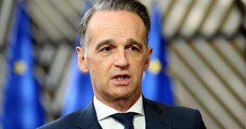 Almanya Dışişleri Bakanı Maas: AB Türkiye ile diyaloğu sürdürmek zorunda