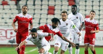 Antalyaspor'dan, 15 haftada 2 farklı mağlubiyet