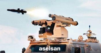 ASELSAN 2020'yi ihracatla kapattı: 38,3 milyon dolarlık sözleşme imzalandı