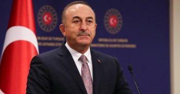 Bakan Çavuşoğlu bugün Rusya'ya gidiyor