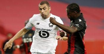 Burak Yılmaz, Zlatan Ibrahimovic'i geçti