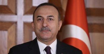 Çavuşoğlu: Kırım'ın yasa dışı ilhakını tanımıyoruz