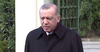 Cumhurbaşkanı Erdoğan: Aklı selim ülkeler oyunu boşa çıkardı