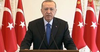 Cumhurbaşkanı Erdoğan: 2023 Cumhur İttifakı'nın yeni bir zafer yılı olacaktır
