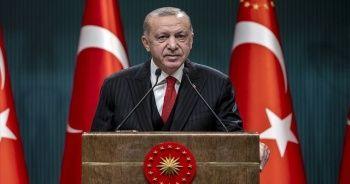 Cumhurbaşkanı Erdoğan'dan yüz yüze eğitim ve Çin aşısı açıklaması