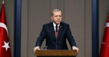 Cumhurbaşkanı Erdoğan: Hazreti Mevlana'dan aldığımız ilhamla tüm insanlara yardım elimizi uzatıyoruz