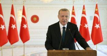 Cumhurbaşkanı Erdoğan: Türk ekonomisi toparlama sürecini başarıyla yürütüyor
