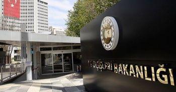 Dışişleri Bakanlığı'ndan AB tepkisi: Yanlı ve hukuka aykırı tutumu reddediyoruz