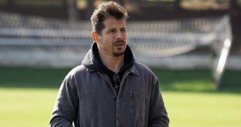 Emre Belözoğlu: İnşallah çifte kupayla sezonu kapatırız