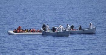 Fas'ta 127 düzensiz göçmen yakalandı