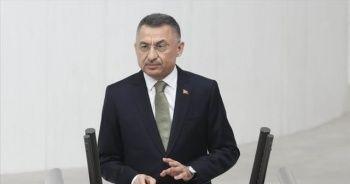 Fuat Oktay'dan CHP'ye sert eleştiri