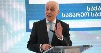 Gürcistan Dışişleri Bakanı Zalkaliani: Türkiye'ye minnettarım