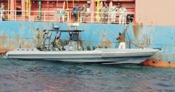 Hafter güçlerinin alıkoyduğu Türk gemisi serbest bırakıldı