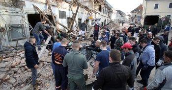 Hırvatistan'daki depremde can kaybı 5'e yükseldi