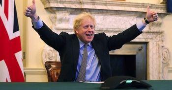İngiltere Başbakanı Johnson: Kaderimizin kontrolünü geri aldık