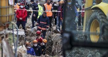 İnşaat alanında toprak kayması: 2 işçi öldü