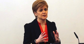 İskoçya'dan bağımsızlık çağrısı