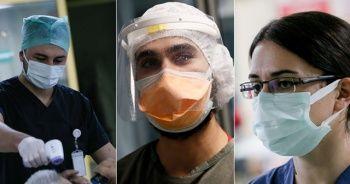 Kovid-19 savaşçılarından 'tedbirlere uyun' çağrısı