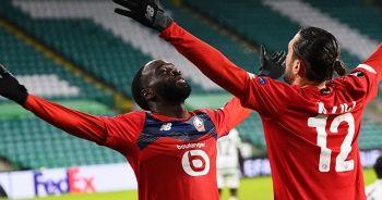 Lille deplasmanda Celtic'e 3-2 mağlup oldu
