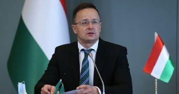 Macaristan Dışişleri Bakanı: Avrupa'nın güvenliği önemli ölçüde Türkiye'nin elinde