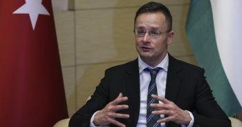 Macaristan Dışişleri ve Dış Ticaret Bakanı Peter Szijjarto: Türkiye, AB'nin stratejik ortağı